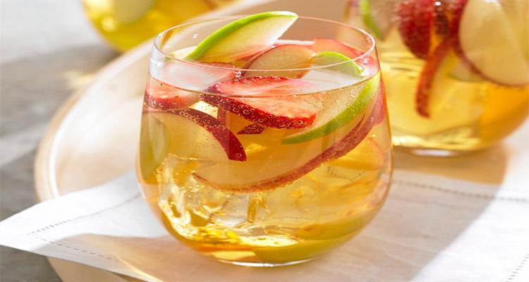 cocktail de cava