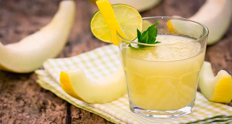 cocktail de melon