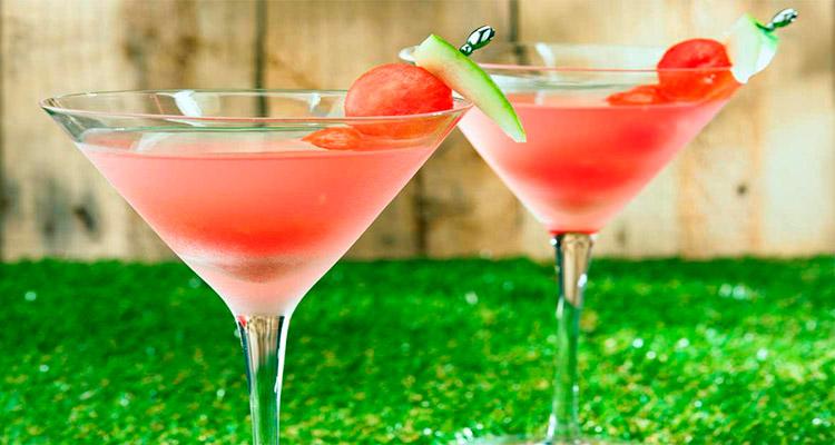 cocktail de sandia