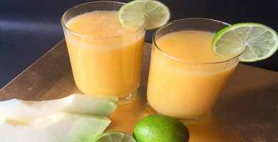 coctel de melon